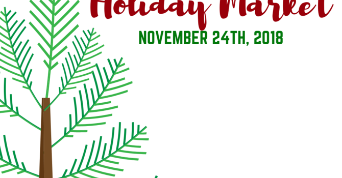 Holiday Market - November 24th image