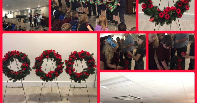 Remembrance Day Assembly image