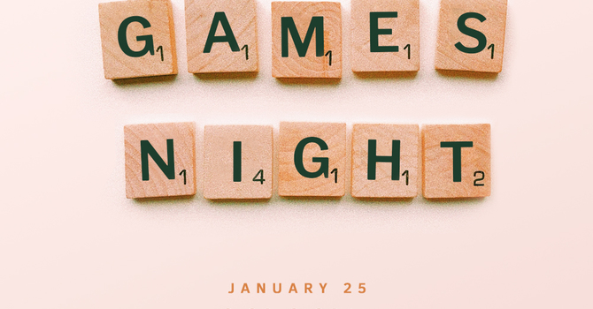 HillCity Church Games Night