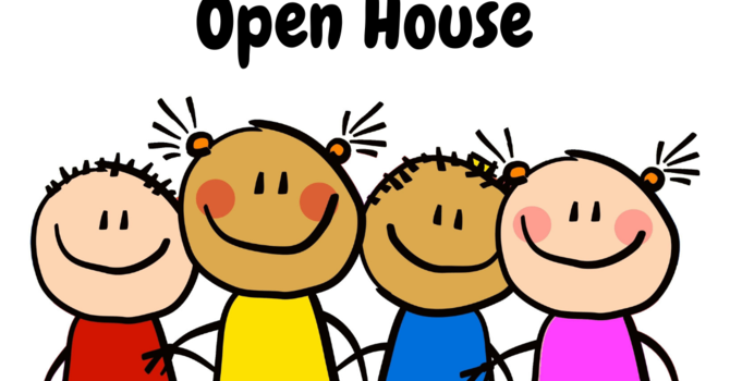 Primary Open House - JANUARY 30th image